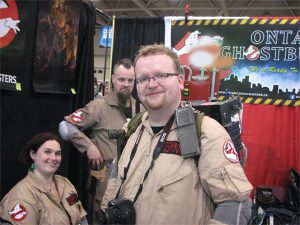 Ontario Ghost Busters